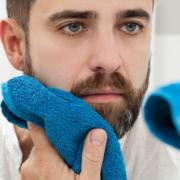 como-secar-a-barba-toalha-magica-2